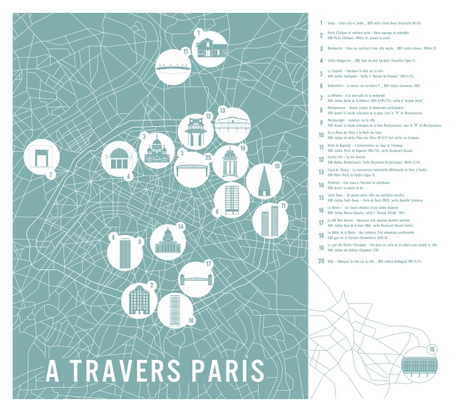 A TRAVERS PARIS V1
