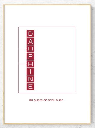 cadre dauphine enseigne