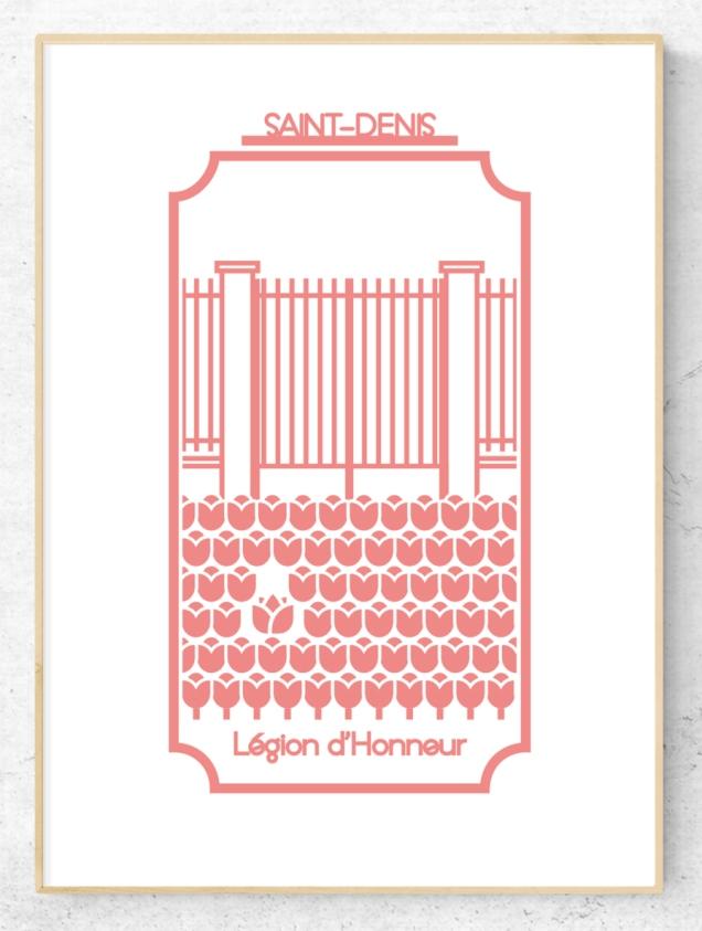 St-Denis: légion