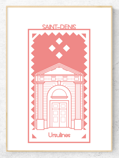 St-Denis: ursulines